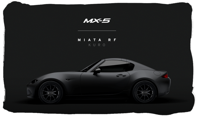 MX-5 ND RF Kuro Concept