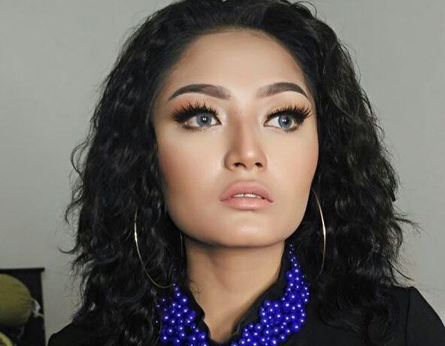 Lirik Lagu Cinta Bergema - Siti Badriah