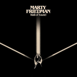 "Marty Friedman - ""Self Pollution"" (audio) from the album ""Wall of Sound"""