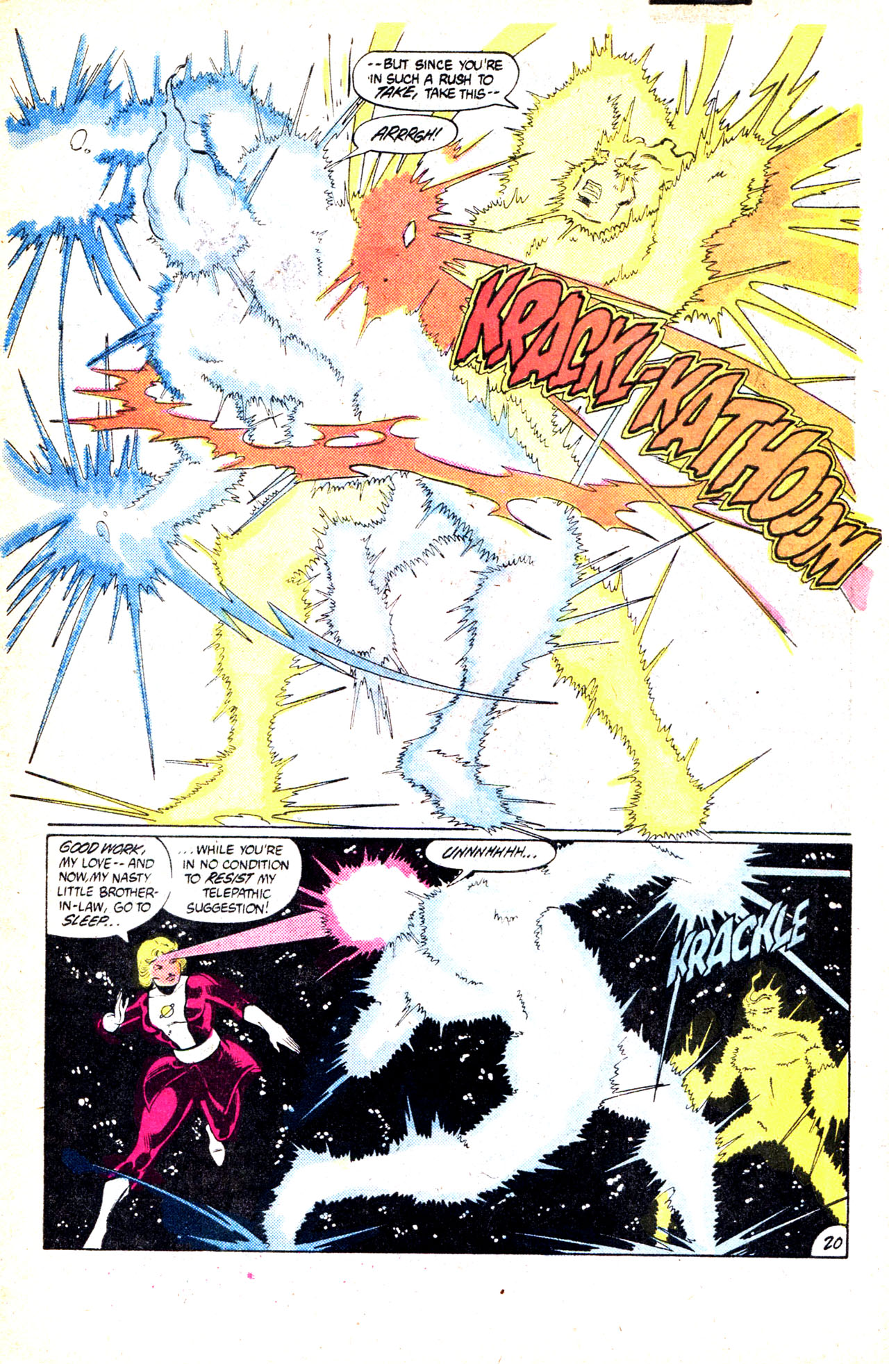 Legion of Super-Heroes (1980) 302 Page 26