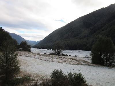 Lewis Pass, en Nueva Zelanda