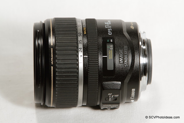 Canon EF-S 17-85 mm f/4.0-5.6 IS USM overview