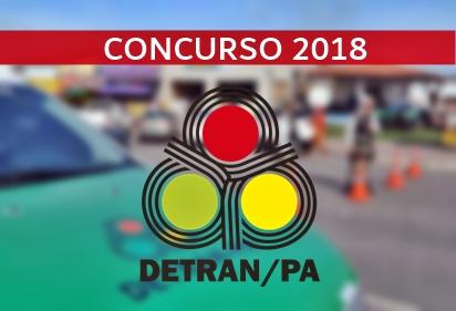 Concurso DETRAN-PA 2019
