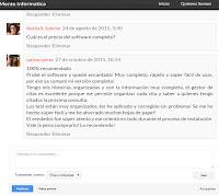 comentarios software para psicologos