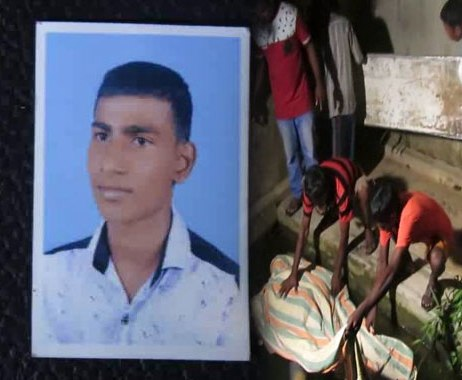Body of a youth recovered from an abandoned well in Ambalangoda