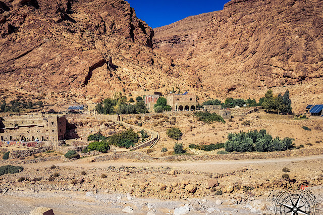 kasbahs a la vera del rio