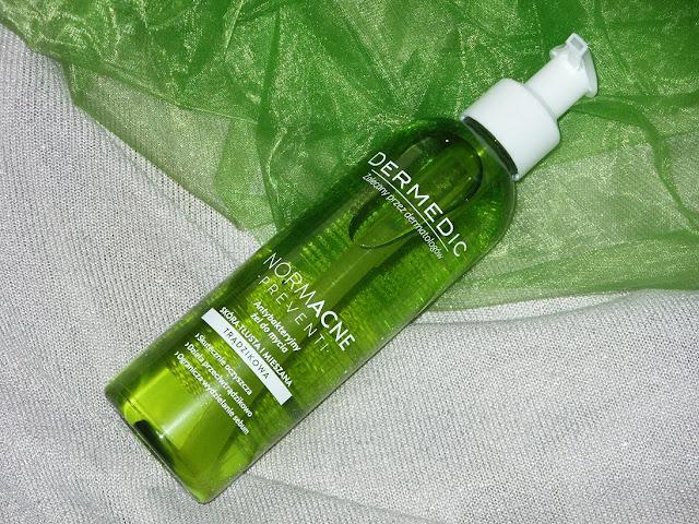Recenzja: Antybakteryjny żel do mycia Normacne Preventi od Dermedic
