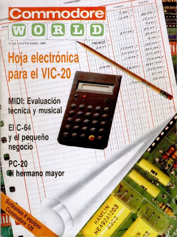 Commodore World #18 (18)