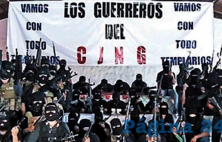 El CJNG controla los puertos de Veracruz, Manzanillo y Lázaro Cárdenas.