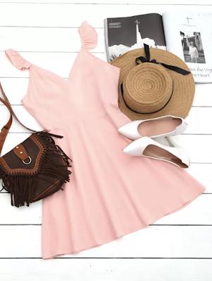 Vestido Candy Color Monocromático