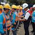 Jelang Akhir Tahun, Manager PLN Area Nias Pastikan Kesiapan Tim Pelayanan Teknik