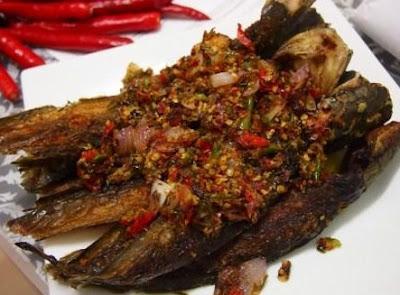 Resepi Ikan Keli