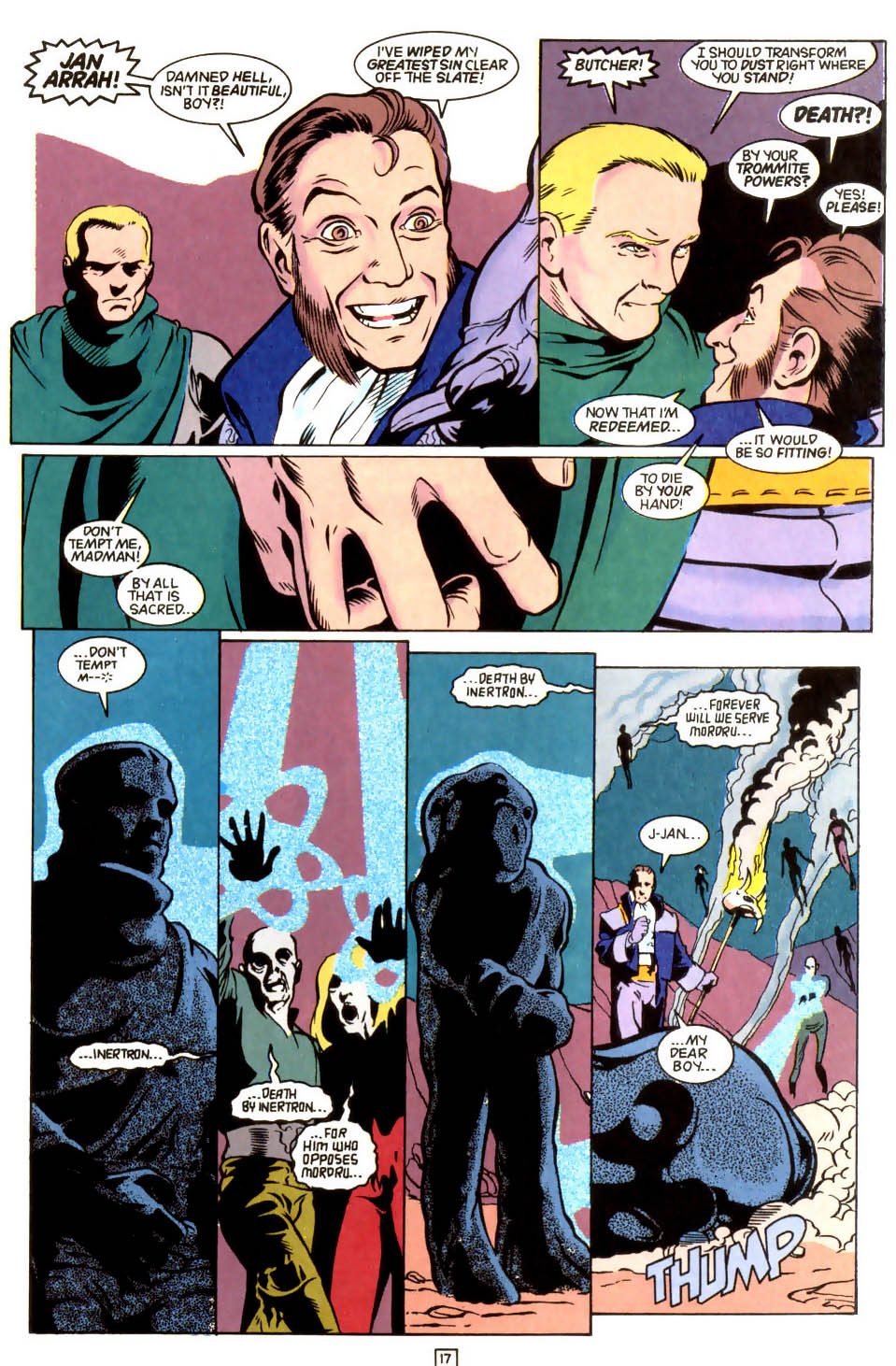 Legion of Super-Heroes (1989) 45 Page 16