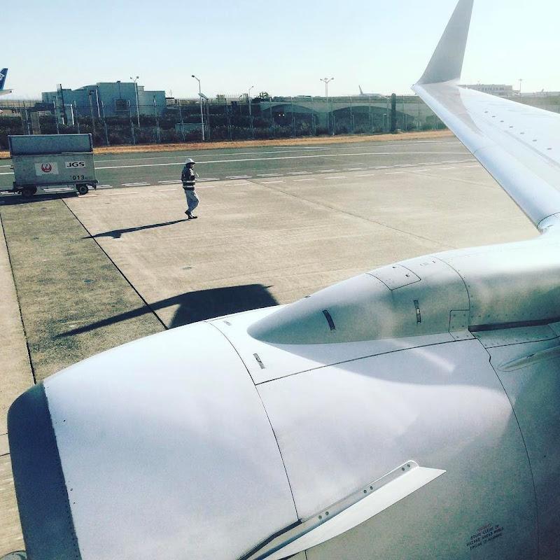 5レグ 羽田→広島 / JAL255【2017年の搭乗メモ】
