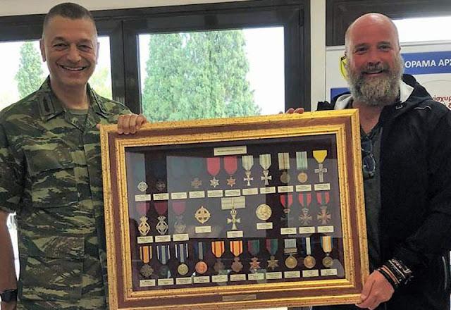 Το Ίδρυμα Σταύρος Νιάρχος έκανε δωρεά ύψους 1,7 εκατ στη Στρατιωτική Σχολή Ευελπίδων