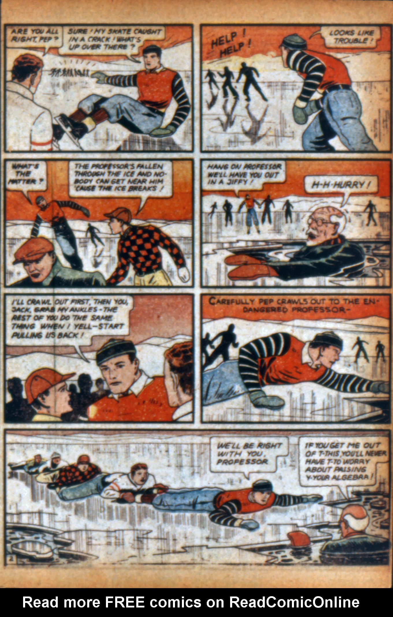 Read online Action Comics (1938) comic -  Issue #9 - 24