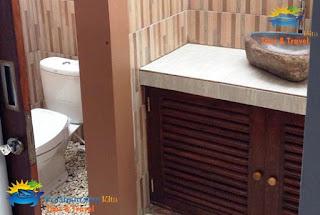 toilet lumbung resort karimun