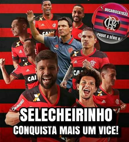 Torcida Do Fluminense Zuando O Flamengo