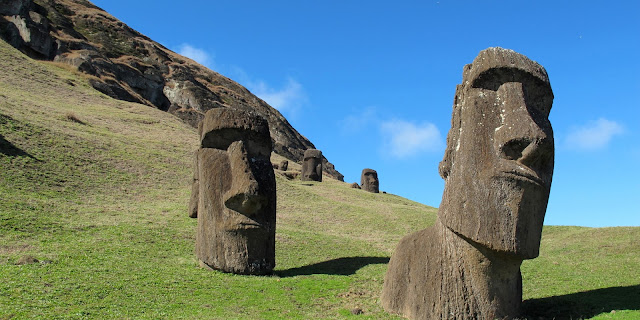 Easter Island not victim of 'ecocide,' analysis of remains shows