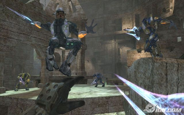 Capturas Halo 2 PC Full