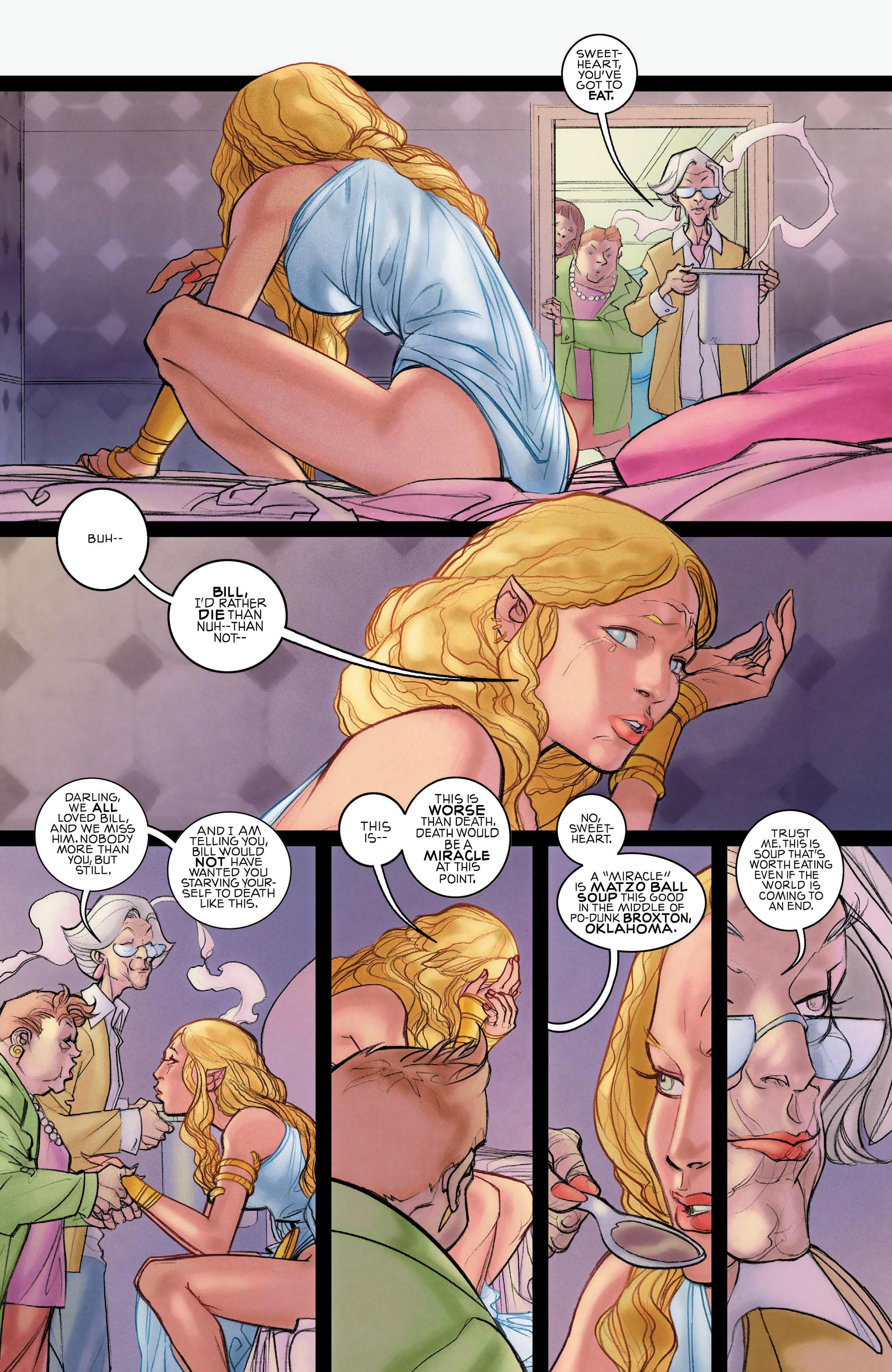 Thor (2007) Issue #616 #29 - English 5