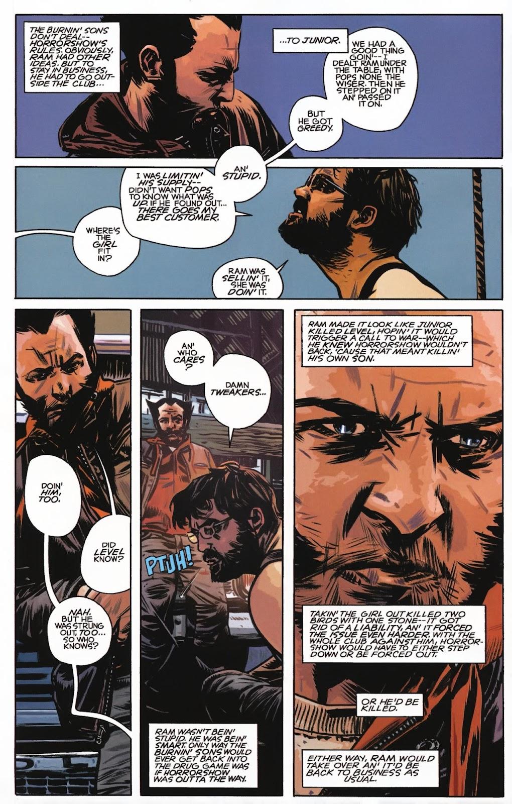 Read online Wolverine (2003) comic -  Issue #74 - 9