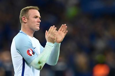 Wayne Rooney says he won't retire from England duty after Euro 2016 exit