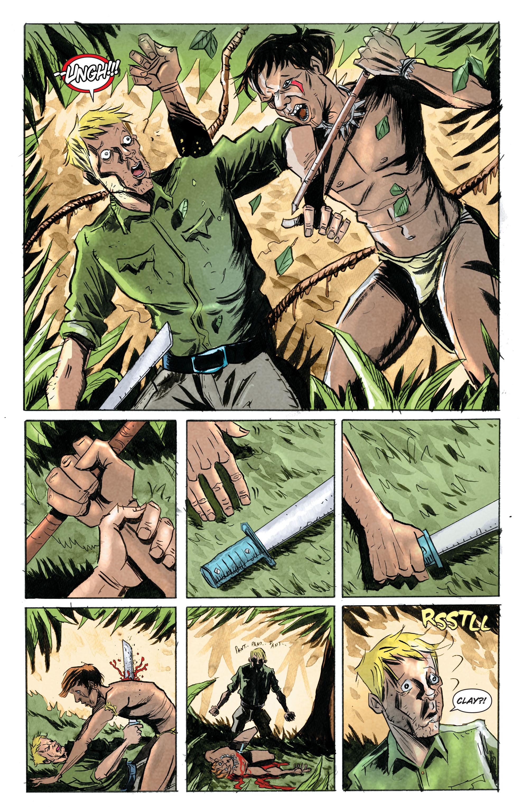 Read online Trillium comic -  Issue # TPB - 33