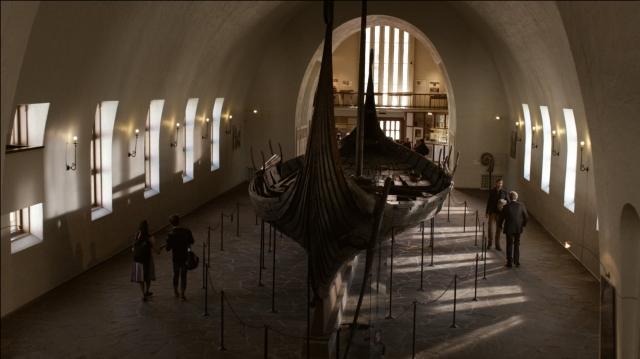 Huyền thoại quái vật Ragnarok (Bí ẩn tàu Oseberg) - Ảnh 3