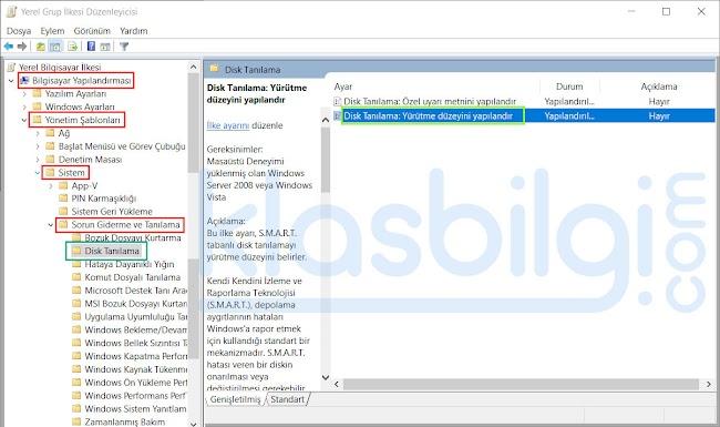 Windows 10 Arka plan uygulamalarını Tamamen Kapatma