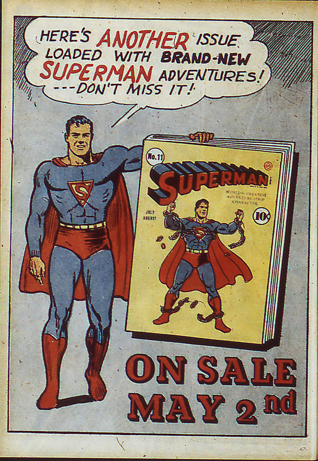 Read online Action Comics (1938) comic -  Issue #37 - 24