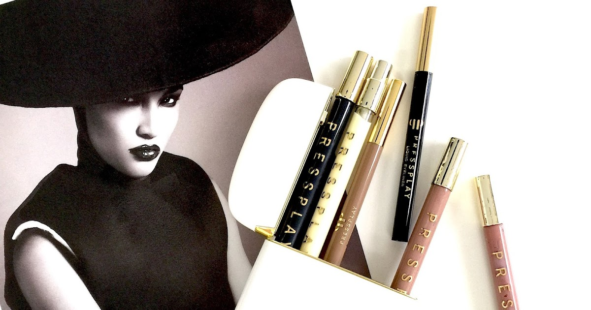 PRESSPLAY COSMETICS - THE ULTIMATE BEAUTY PRODUCTS ON THE GO