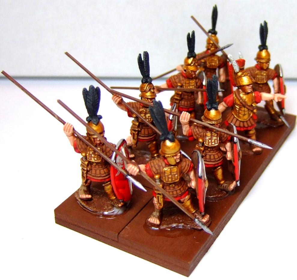 Macphee S Miniature Men Roman Triarii