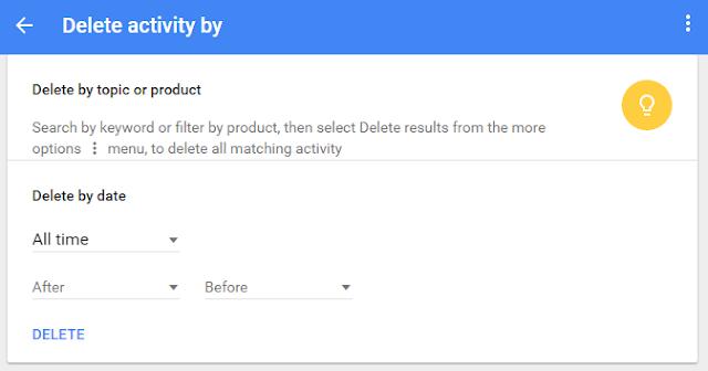 Merasa Di Pantau, Begini Cara Menghentikan Google Catat Aktivitasmu 24 Jam Nontonstop di Smartphone dan Internet