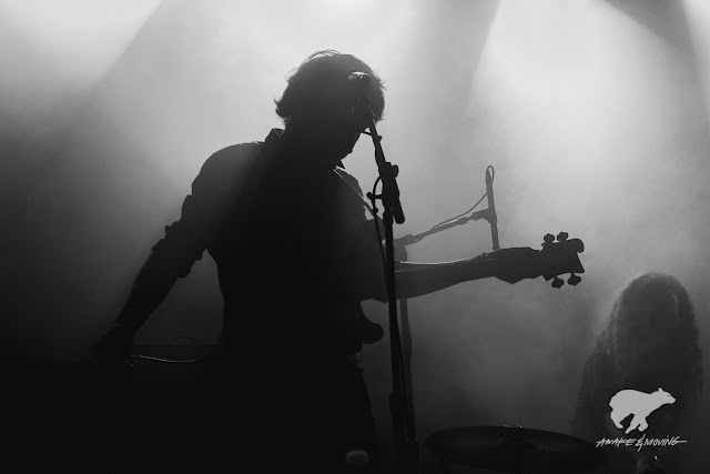 Silhouettes at shows are a favorite of mine.
