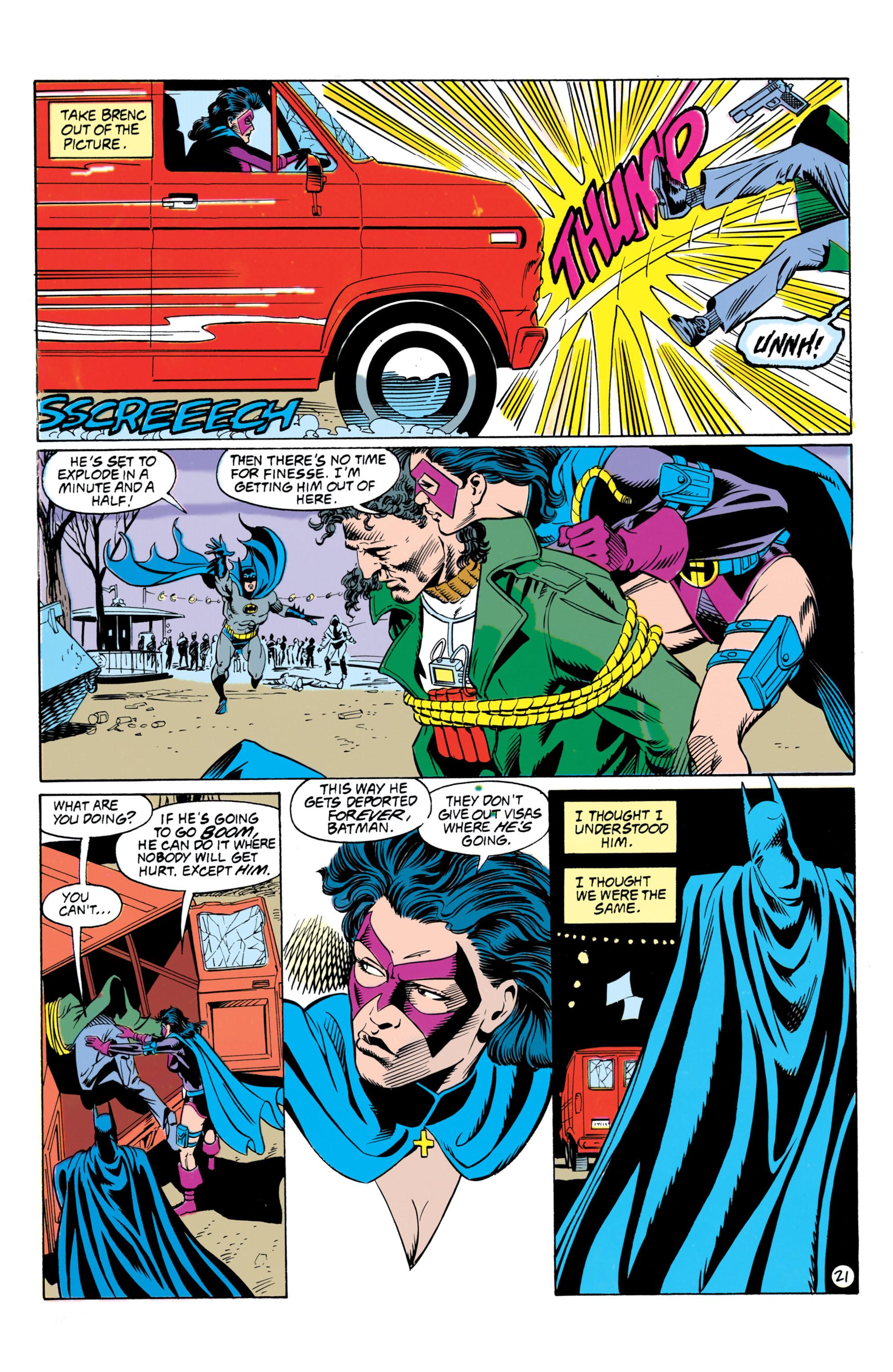 Detective Comics (1937) 653 Page 21