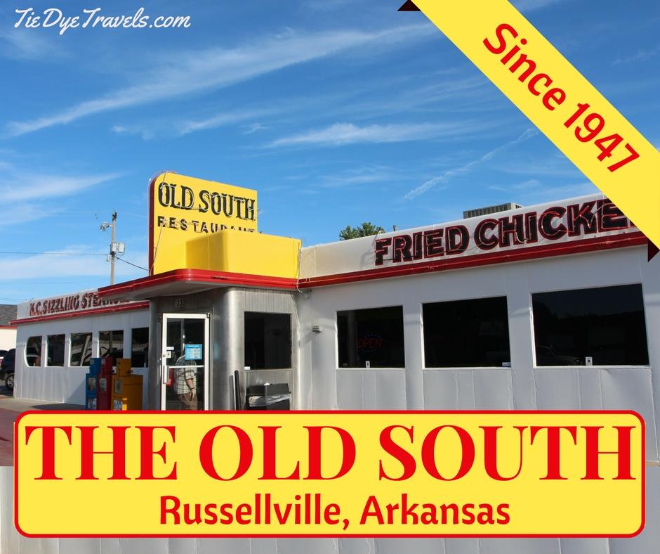 Food Restaurants In Russellville Arkansas