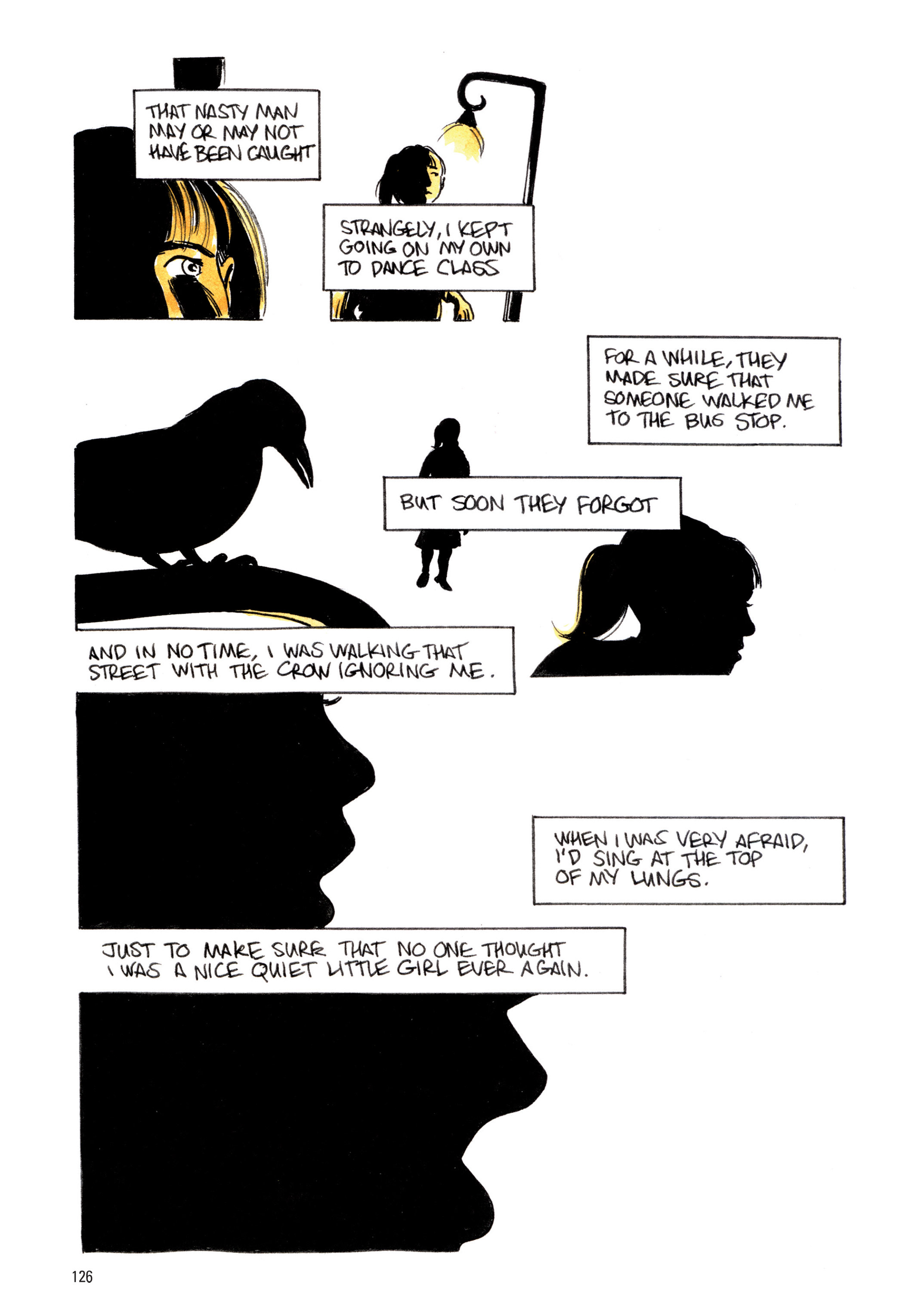 Read online The Late Child and Other Animals comic -  Issue #1 - 116
