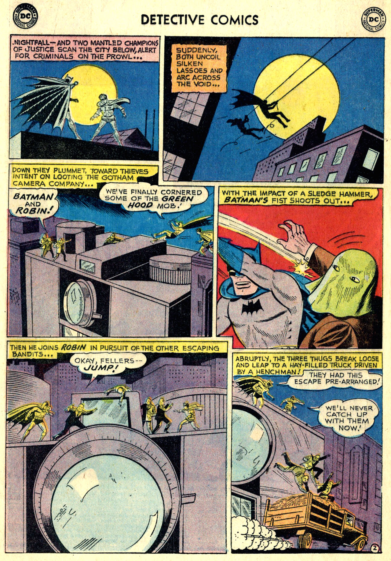 Detective Comics (1937) 269 Page 3