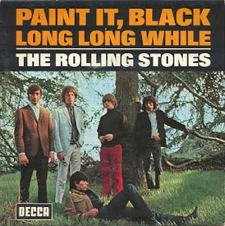 'Paint, it black' de Sus Majestades THE ROLLING STONES 4