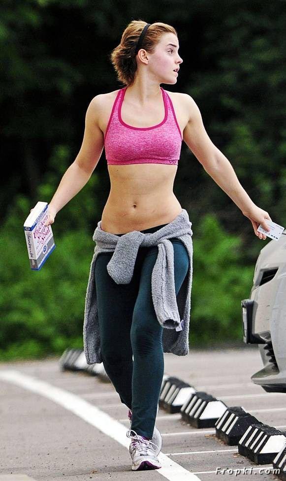 omg celebrities photos: emma watson body
