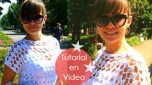 Vestido de Playa Crochet / Tutorial