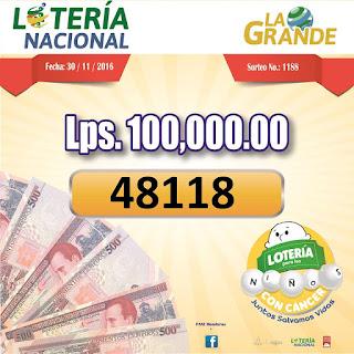 loteria-grande-1188-miercoles-30-11-2016-6to-premio