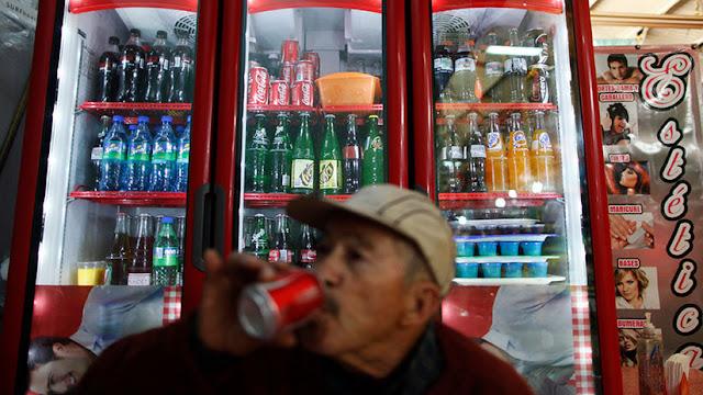 Refrescos mortales: Las bebidas azucaradas matan a miles de mexicanos