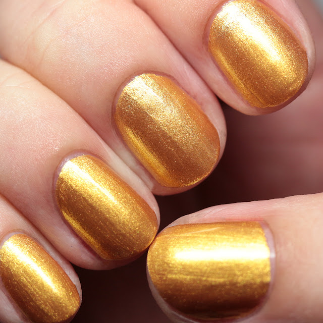 Born Pretty Store Stamping Polish #1 Gold