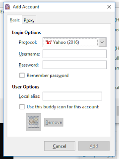 FunYahoo++, zamjena za Yahoo prpl Pidgin libpurple
