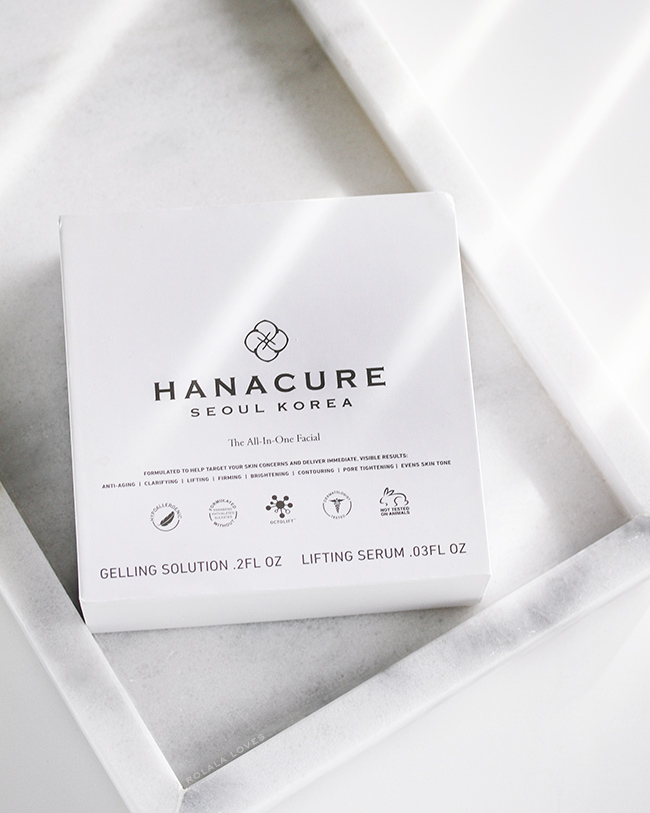 Hanacure Mask Review, Hanacure All-In-One Facial, Hanacure Effect, I tried the Hanacure Mask, Does the Hanacure Mask work