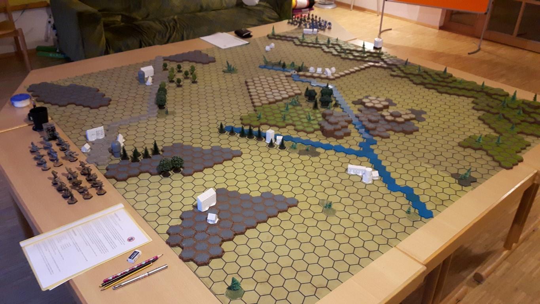 Storytellers MechWerkstatt: Gettysburg Day 2 – Hood's