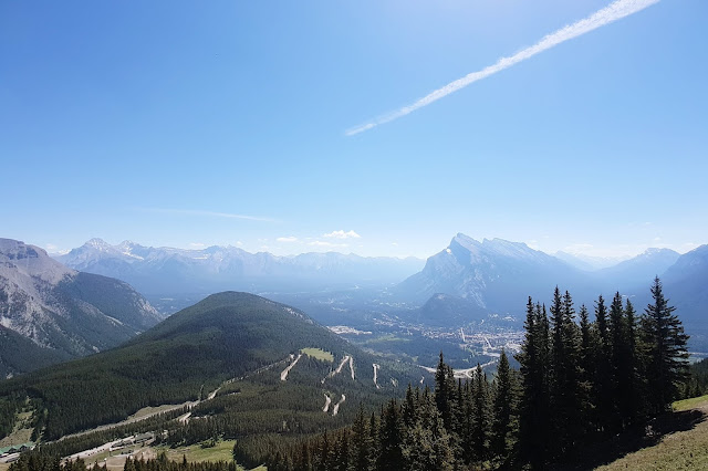 Mount Norquay, Banff National Park, Alberta, Canada