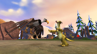 Ice Age 3 Dawn Of The Dinosaurs (PC) 2009